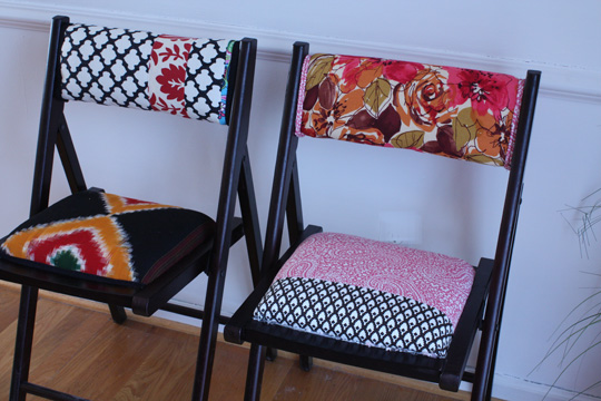 Flipping Furniture Upholstered Chairs