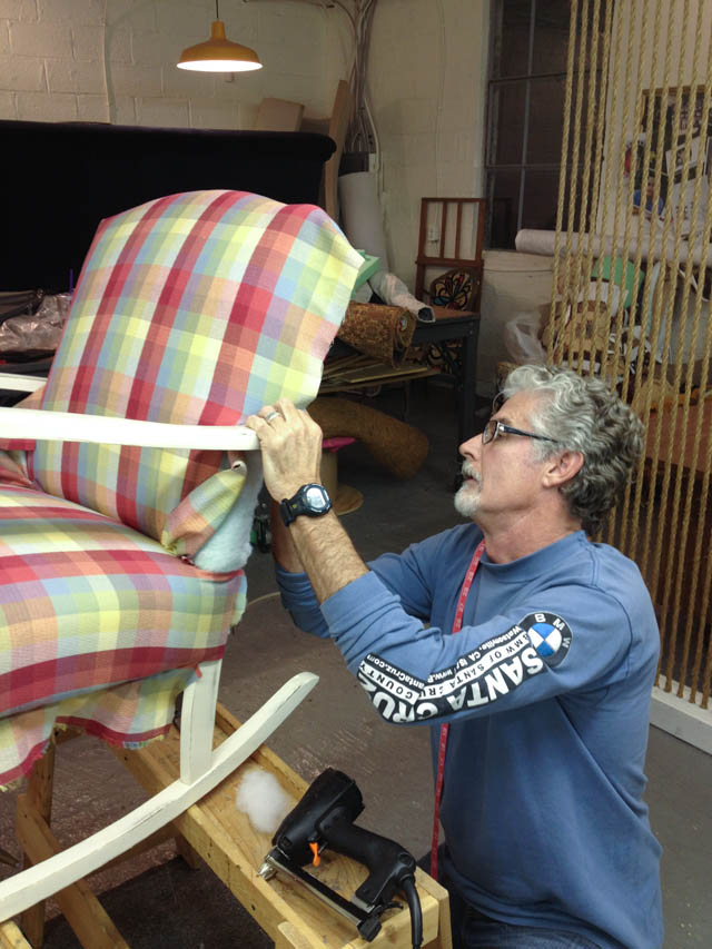 3 Day Chair Upholstery Bootcamp
